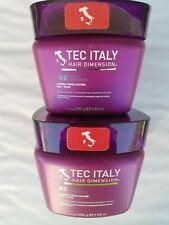 2 New Tec Italy Hair Dimension Lumina Forza Colore Red Rojo 9.88 oz each 280gr