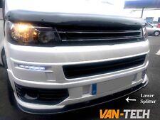 VW Transporter T5.1 Front Lower Bumper Spoiler Splitter