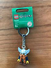 LEGO Dwarf Minifigure Keychain 852194 NEW