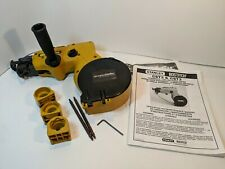 Stanley Bostitch Screwmatic Drill Attachment Screw System CST2 w/ Manual & bits