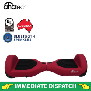 AHATECH Smart Self Balancing Hoverboard Electric Balance Hover Board FREE BAG