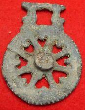 Roman Military Wheel Pendant