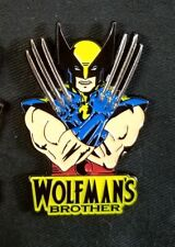 Phish/ Wolverine 'Wolfman's Brother' Pin Limited Edition