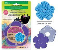 Clover Jo-Jo Schablone Blume gross 45 mm