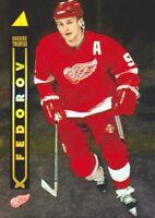 1995-96 Pinnacle Roaring 20s Hockey Cards Pick From List