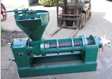 Oil Press 200-330 kg/h 15kw screw oil press, Expeller for Food Stock Usa