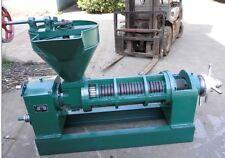 Oil Press 200-330 kg/h 15kw screw oil press, Expeller for  FOOD STOCK USA