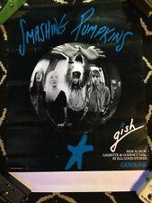 1991 Vintage Smashing Pumpkins Promo Poster