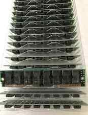 10pack 4MB 72pin 70ns FPM SIMM non-Parity Memory (samsung KMM5321200AW-7) C3132A