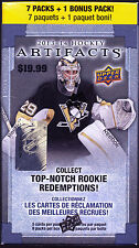 2013-14 UPPER DECK ARTIFACTS HOCKEY BLASTER BOX