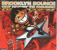 BROOKLYN BOUNCE Get ready to RARE MIXES & UNRELEASED CD single SEALED USA seller