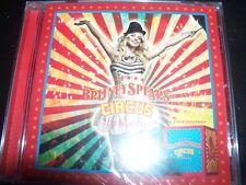 Britney Spears Circus Junior Vasquez Remix / Kill The Lights Perfume Promo CD NE