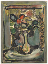 Georges Rouault lithograph for Verve - 1939
