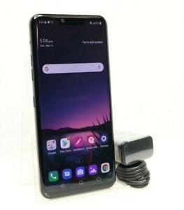 "LG G8 ThinQ - 128GB | 4G LTE (GSM UNLOCKED) 6.1"" LM-G820UM - Smartphone"
