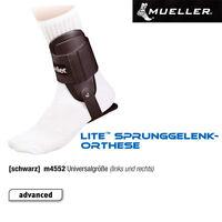 Mueller Jump Sport Sprunggelenkorthese Lite Sprunggelenkbandage Fußgelenkbandage