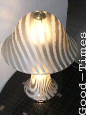 70er Peill Putzler Pilz  Tischlampe Lampe Bodenlampe 70s  mushroom  Giant