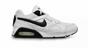 Mens Nike Air Max White and Black IVO Trainers UK 6 Gym Sneakers