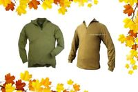 Autumn Norwegian Top Norgi - Thermal Shirt - Cold Weather - British Army Used