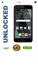 "New Lg Phoenix 3 AT&T Unlocked 4G LTE GSM 16GB 5"" M150 Quad Core Android 6.0"