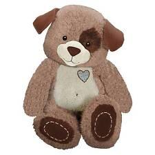 First & Main Plush Dog (FM2915) - Brown, 8in.