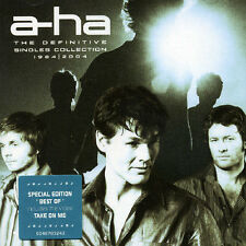 a-ha - Definitive Singles Collection [New CD] Enhanced