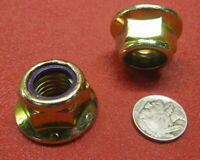 "Brass Extra Wide Thin Hex Nut 7//16/""-14 x 3//4/"" Wide x 17//64/"" HT RH 20 Pcs"