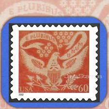 2002  COVERLET EAGLE  Lithographed  MINT  Single  60¢ Stamp U.S.Scott Cat # 3646