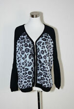 Cotton Animal Print Dry-clean Only Coats & Jackets for Women