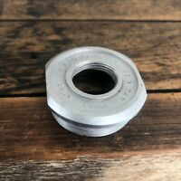 Vintage Campagnolo Nuovo Record Italian 24F Bottom Bracket Cup 36 x 24 F Thick
