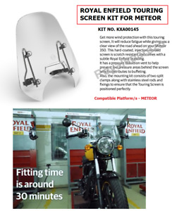 """Royal Enfield """"TOURING SCREEN KIT"""" For METEOR"""