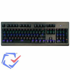 USB Gaming Keybord Media-Tech Multicolor Button Lighting USB - New