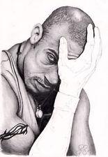 Arte Original. Vin Diesel. por Simon campo.