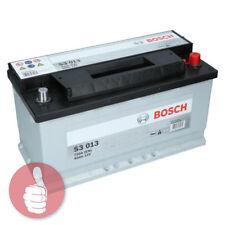 Original BOSCH S3 Starterbatterie S3 013 12V 90Ah 720A