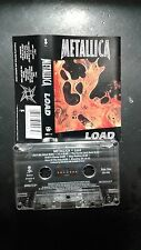 Metallica - Load 1996 (Cassette) Elektra Records heavy metal