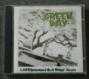 Green Day, 1039/ smoothed out slappy hours, CD
