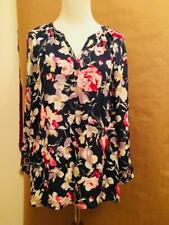 "Women's ""JOIE"" Brand 100% Silk Blouse New w/Tags Size Large"
