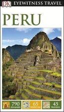 DK Eyewitness Travel Guide: Peru by DK (Paperback, 2016)