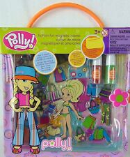 Polly Pocket Fashion Fun Magnetic Scenes Playset - New