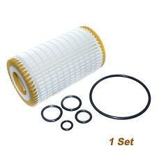 For Mercedes E320 CLK320 S500 C240 C280 ML320 Oil Filter & Gaskets 5183748AA New