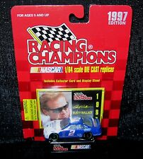 1997 NASCAR Racing Champions RUSTY WALLACE #2 (Factory Sealed; 1/64 Die Cast)