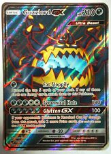 Pokemon, Crimson Invasion, Guzzlord GX 105/111, New ,Mint, Full Art