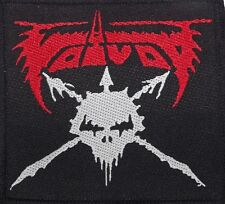 VOIVOD Old OG Vtg 1980`s Woven Sew On Patch Unused(NOT concert shirt lp badge)