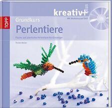 Buch: Grundkurs Perlentiere mit DVD