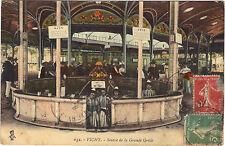 03 - cartolina - VICHY - Fonte della Grande Grille