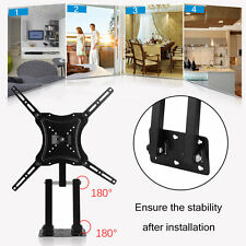 TV Wall Mounted Swivel Bracket Stand Holder For 14-46 Inch LED LCD Screen ^