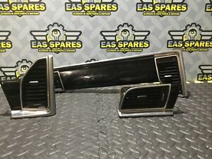 PORSCHE MACAN 95B 2016 RHD DASH BOARD TRIM COVER SET VENTS  95B857226AA 11556927
