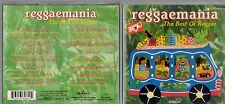 REGGAEMANIA CD 1996 BOB MARLEY JIMMY CLIFF U ROY JOHN HOLT GLEN RICKS ETHIOPIANS
