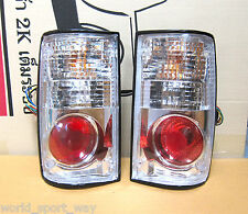 TOYOTA HILUX MK3 REAR TAIL LIGHTS LAMPS DONUT 89-97 REAR LAMP TAILLIGHT ALTEZZA
