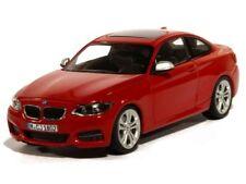 1/43 Minichamps BMW 2 series 2014-2019 RED Metallic DEALER EDITION