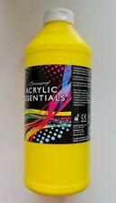 Chromacryl Acrylic essentials colour cool Yellow 1 lt